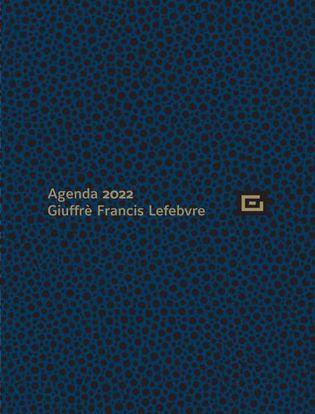 Immagine di Agenda legale d'udienza 2022. Ediz. blu