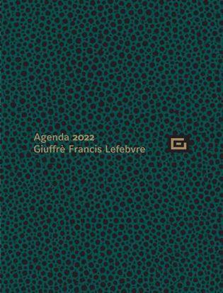 Immagine di Agenda legale d'udienza 2022. Ediz. verde