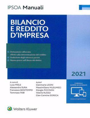 Immagine di Bilancio e Reddito D'impresa 2021