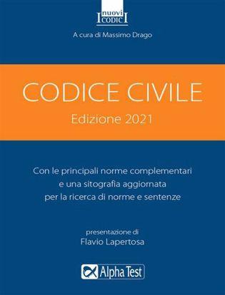 Immagine di Codice civile 2021