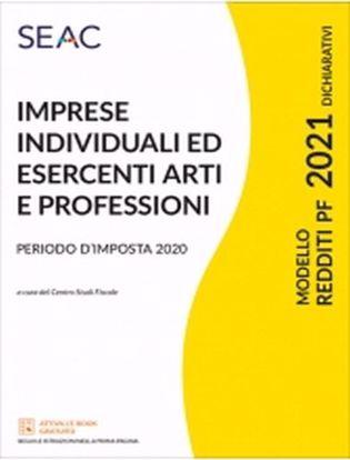 Immagine di Modello Redditi 2021: Imprese Individuali ed Esercenti Arti e Professioni