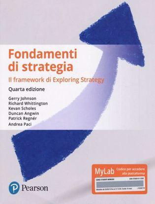 Immagine di Fondamenti di strategia. Ediz. Mylab. Con Contenuto digitale per download e accesso on line