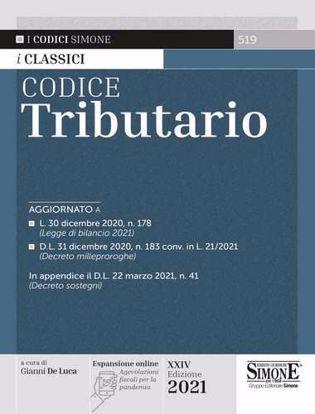 Immagine di Codice tributario