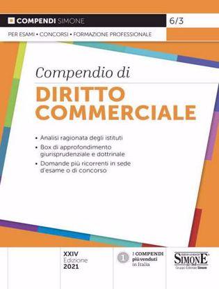 Immagine di Compendio di diritto commerciale