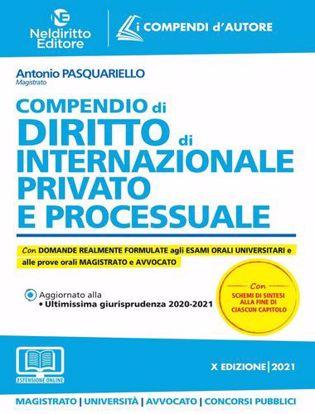 Immagine di Compendio di diritto internazionale privato e processuale. Con aggiornamento online