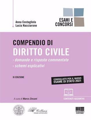 Immagine di Compendio di diritto civile. Con Contenuto digitale per download e accesso on line