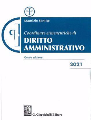 Immagine di Coordinate ermeneutiche di diritto amministrativo