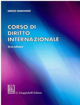 Immagine di Corso di diritto internazionale