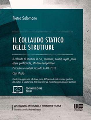 Immagine di Il collaudo statico delle strutture. Con espansione online