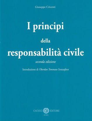 Immagine di I principi della responsabilità civile - 2^ edizione