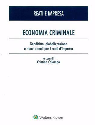 Immagine di Economia criminale. Geodiritto globalizzazione e nuovi canali per i reati d'impresa
