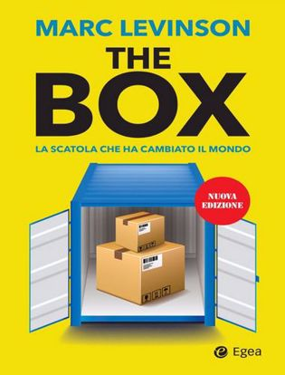 Immagine di The box. La scatola che ha cambiato il mondo. Nuova ediz.