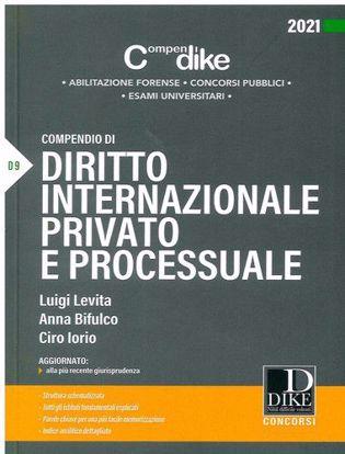 Immagine di Compendio di diritto internazionale privato e processuale