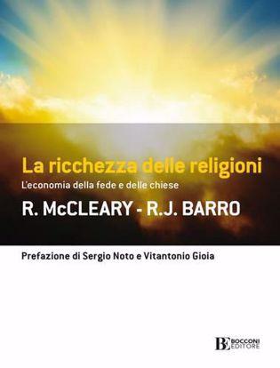 Immagine di La ricchezza delle religioni. L'economia della fede e delle chiese