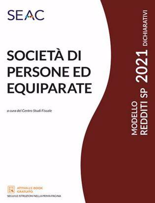 Immagine di Modello Redditi 2021 Società di Persona ed Equiparate. Periodo d'imposta 2020