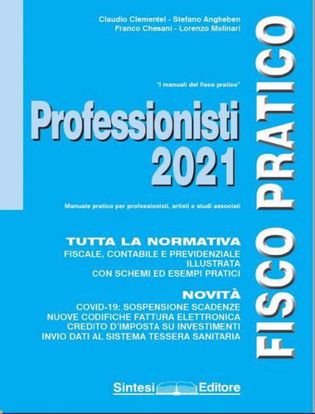 Immagine di Fisco pratico professionisti 2021