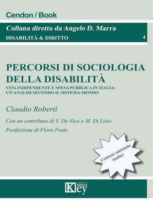 Immagine di Percorsi di sociologia della disabilità. Vita indipendente e spesa pubblica in Italia: un'analisi secondo il sistema-mondo