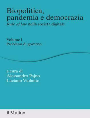 Immagine di Biopolitica, pandemia e democrazia. Rule of law nella società digitale vol.1 Problemi di governo