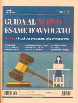 Immagine di Guida al nuovo esame d'avvocato. Vol. 2: casi per prepararsi alla prima prova