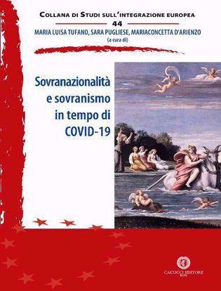 Immagine di 44 - Sovranazionalità e sovranismo in tempo di COVID-19