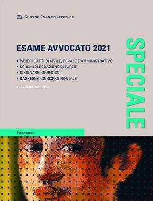 Immagine di Speciale esame avvocato 2021