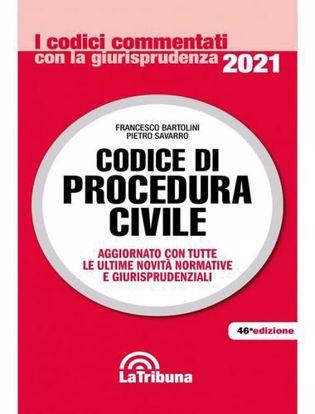Immagine di Codice di procedura civile 1/2021