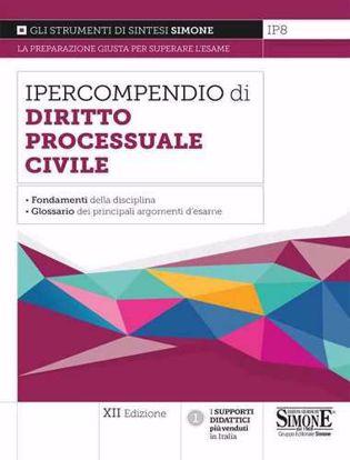 Immagine di Ipercompendio diritto processuale civile