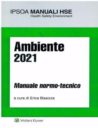 Immagine di Ambiente 2021 Manuale normo-tecnico