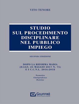 Immagine di Studio sul procedimento disciplinare nel pubblico impiego
