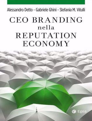 Immagine di CEO branding nella reputation economy