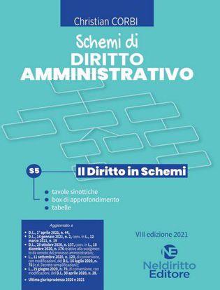 Immagine di Schemi di diritto amministrativo