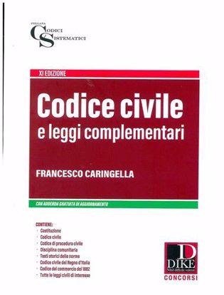 Immagine di Codice civile e leggi complementari 2021
