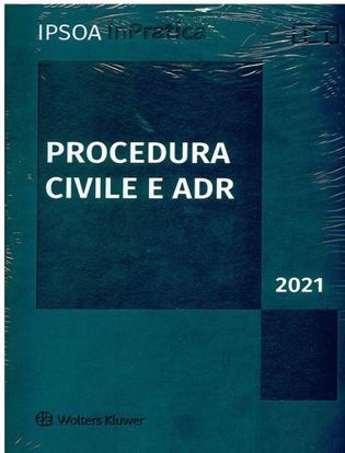 Immagine di Procedura civile e ADR 2021