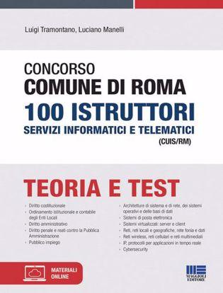 Immagine di Concorso Comune di Roma 100 Istruttori Servizi informatici e telematici (CUIS/RM)
