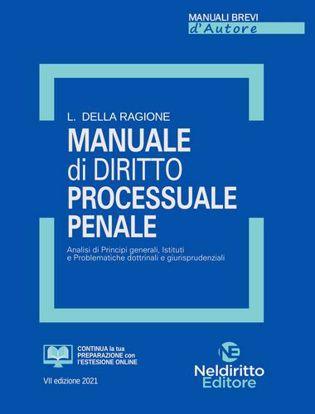Immagine di Manuale Breve Di Diritto Processuale Penale 2021