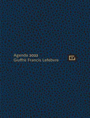 Immagine di Agenda personale 2022 + Udienza Blu