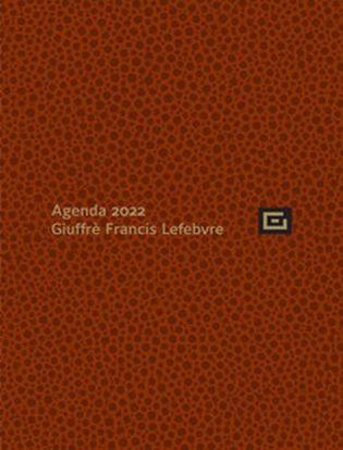 Immagine di Agenda Studio 2022 Marrone