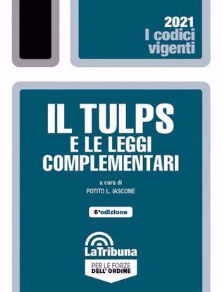 Immagine di Il Tulps e le leggi complementari