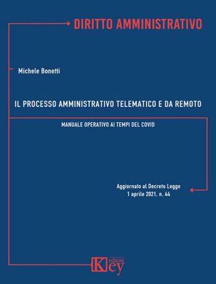 Immagine di Il processo amministrativo telematico e da remoto Manuale operativo ai tempi del Covid
