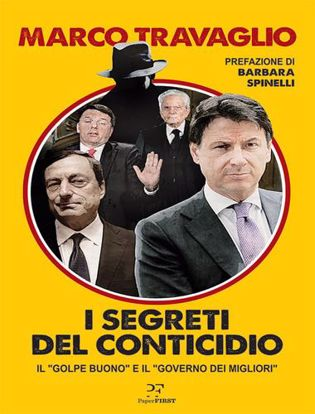 Immagine di I segreti del Conticidio. Il «golpe buono» e il «governo dei migliori»
