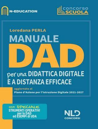 Immagine di Manuale DAD. Per una didattica digitale e a distanza efficace