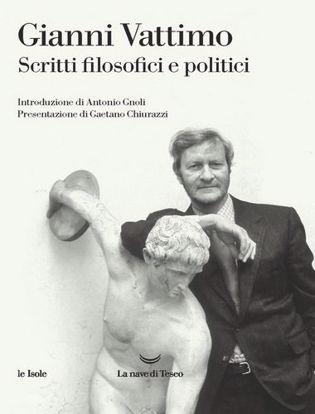 Immagine di Scritti filosofici e politici