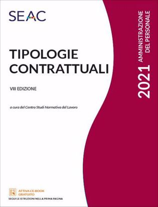 Immagine di Tipologie contrattuali 2021