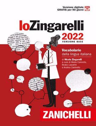 Immagine di Lo Zingarelli 2022. Vocabolario della lingua italiana. Versione base. Con Contenuto digitale (fornito elettronicamente)