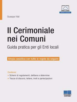 Immagine di Il cerimoniale nei Comuni