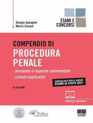 Immagine di Compendio di procedura penale