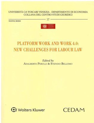 Immagine di Platform work and work 4.0: new challenges for labour law