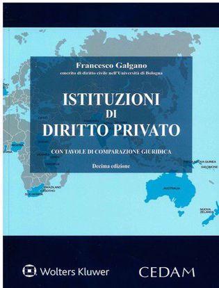 Immagine di Istituzioni di diritto privato