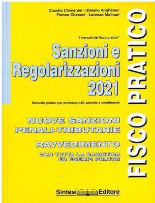 Immagine di Sanzioni e regolarizzazioni 2021