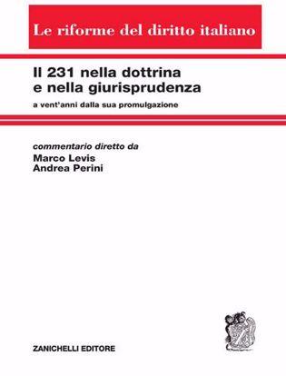 Immagine di Il 231 nella dottrina e nella giurisprudenza a vent'anni dalla sua promulgazione